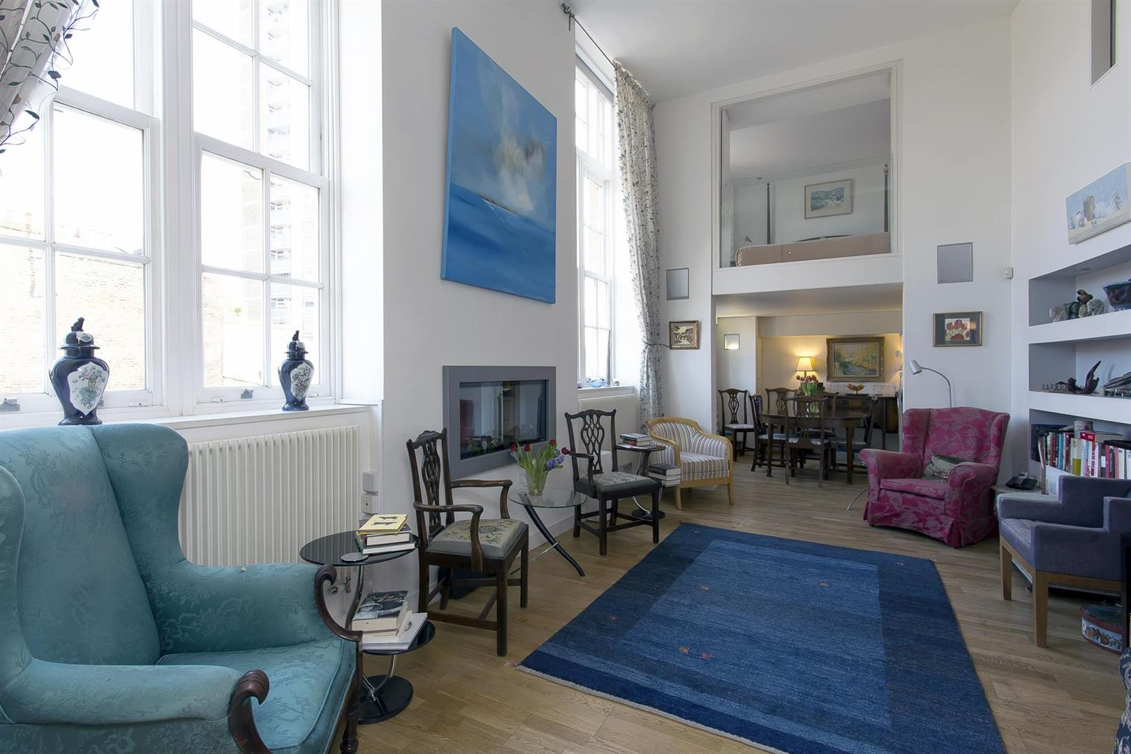 3 Bedrooms Apartment Flat for sale in The Academy, 20 Lawn Lane, Nine Elms, London, SW8